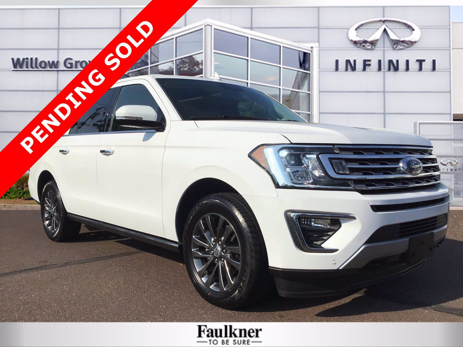 Pre-Owned 2019 Ford Expedition Max Limited