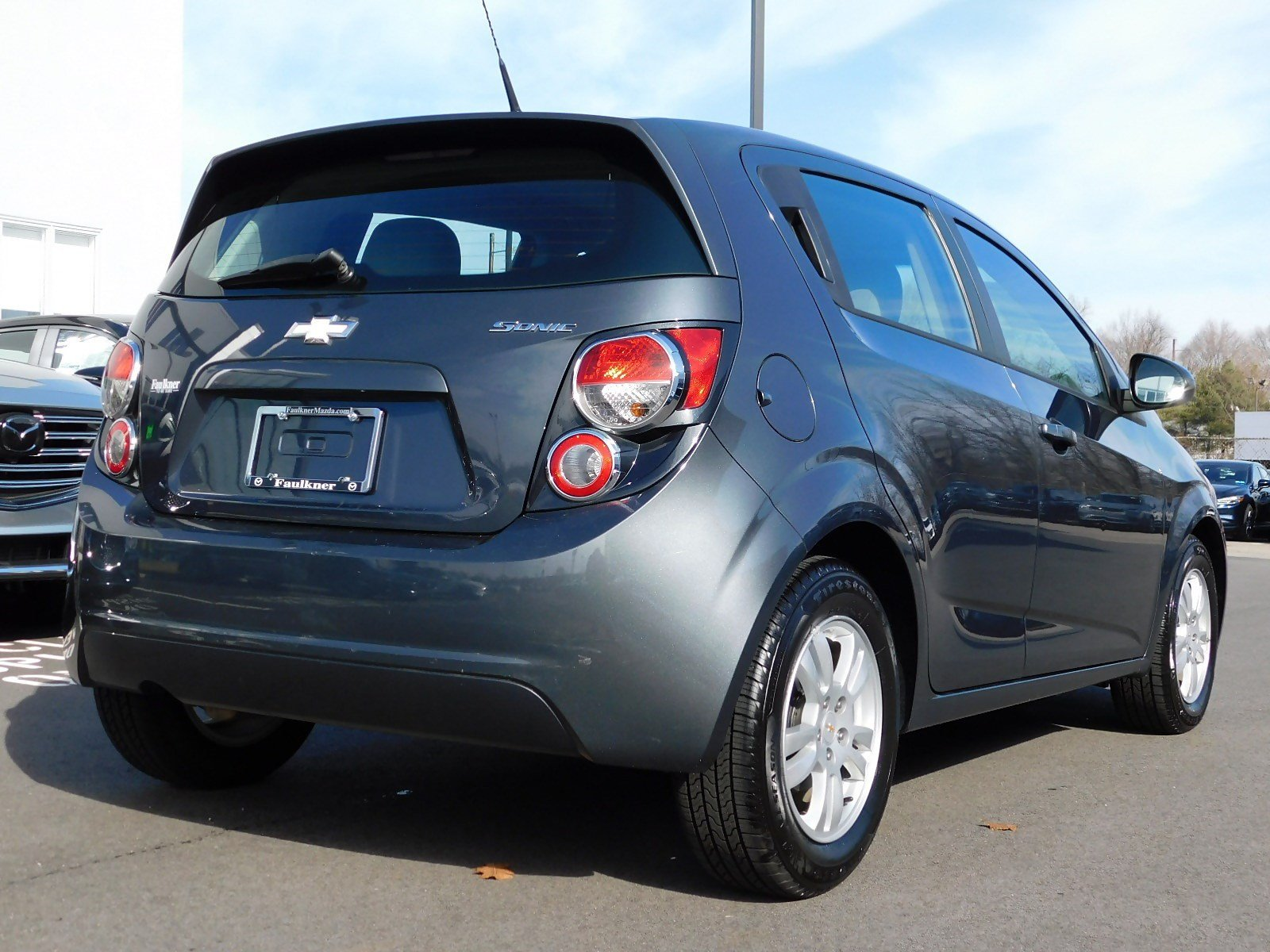 Pre-Owned 2012 Chevrolet Sonic LS