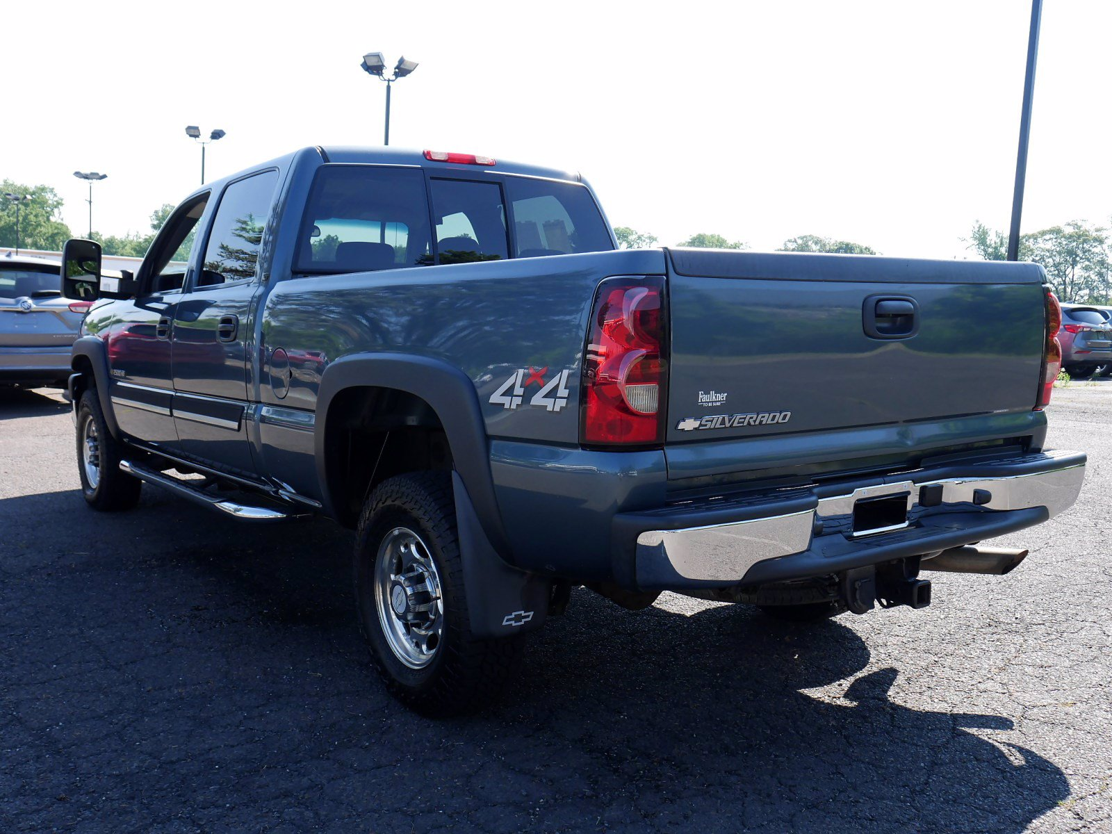 Pre-Owned 2007 Chevrolet Silverado 2500HD Classic LT1