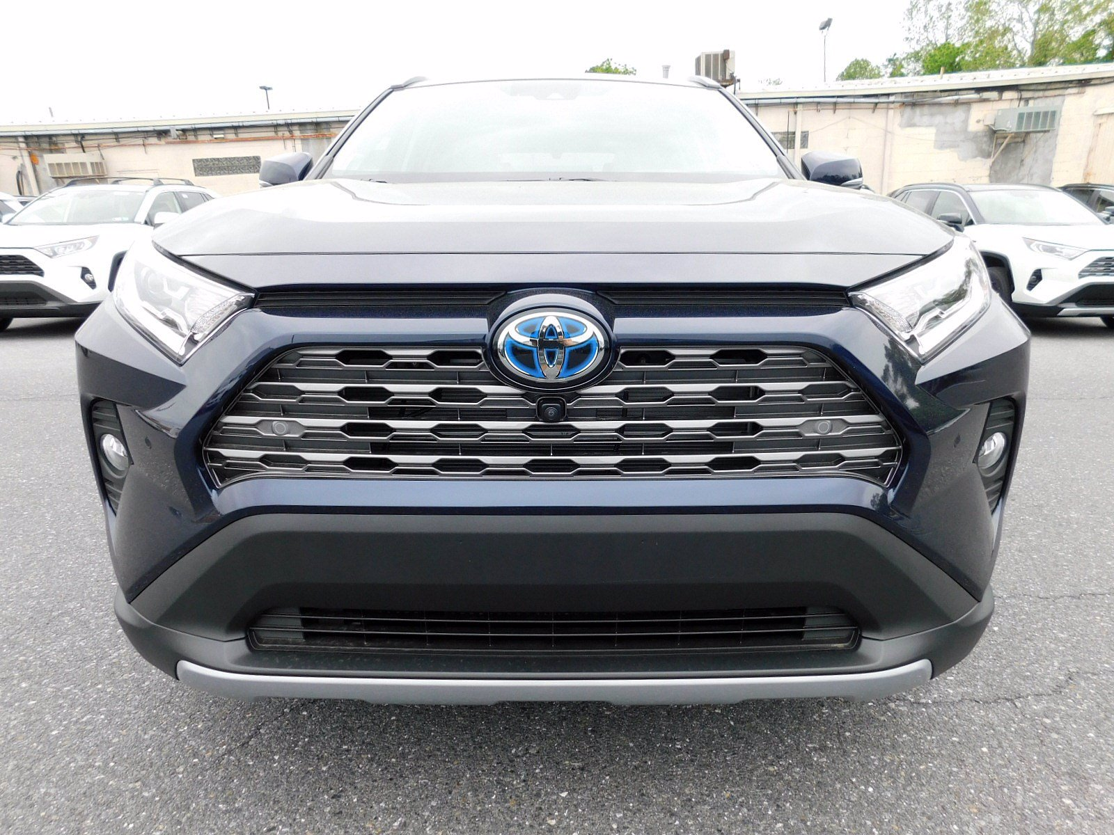 New 2020 Toyota RAV4 Hybrid Limited AWD (Natl) *Ltd Avail*
