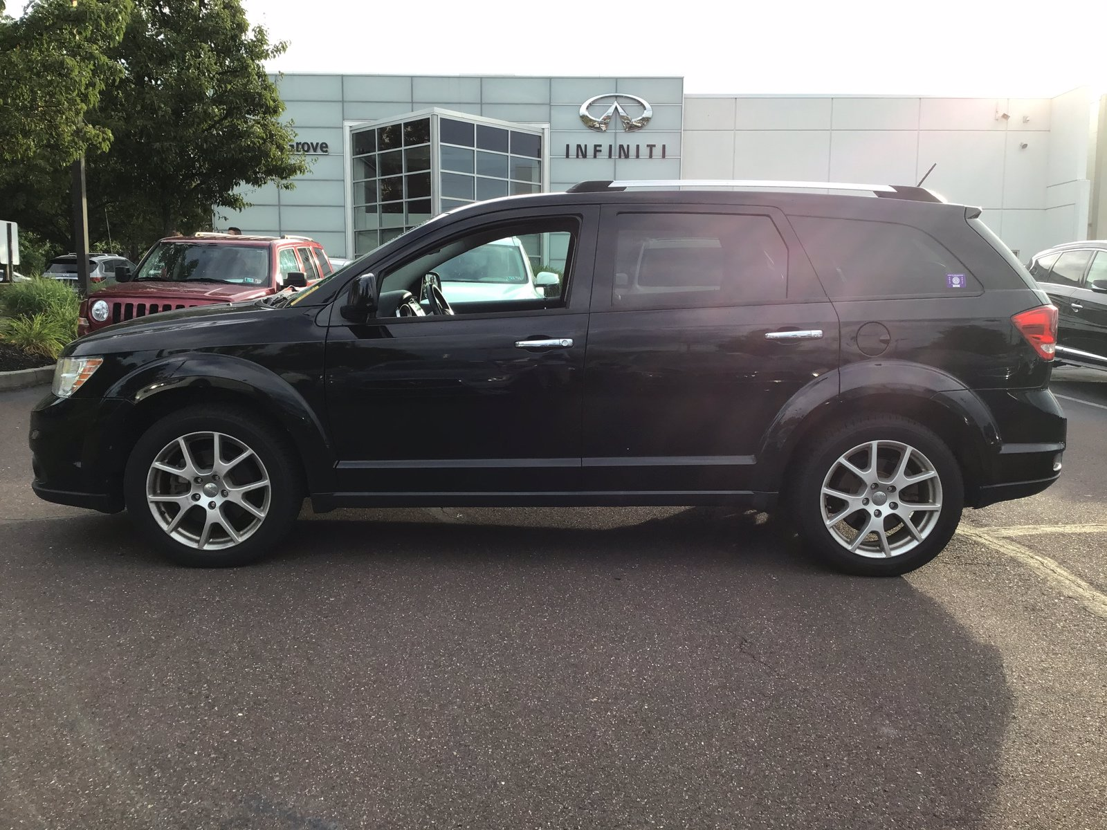 Pre-Owned 2015 Dodge Journey Limited