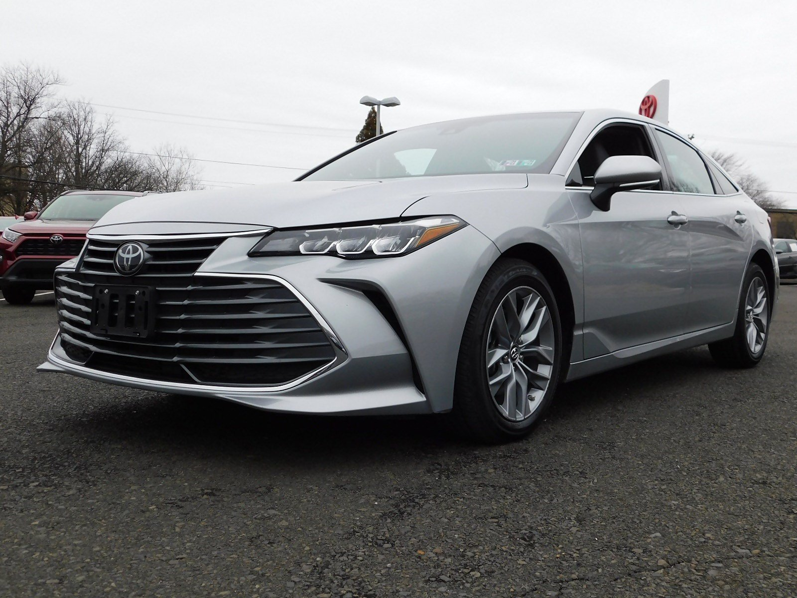 Certified Pre-Owned 2019 Toyota Avalon XLE