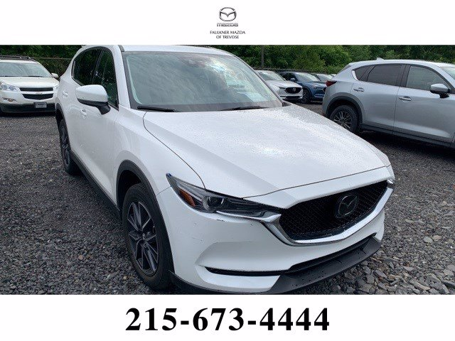 Pre-Owned 2017 Mazda CX-5 Grand Touring