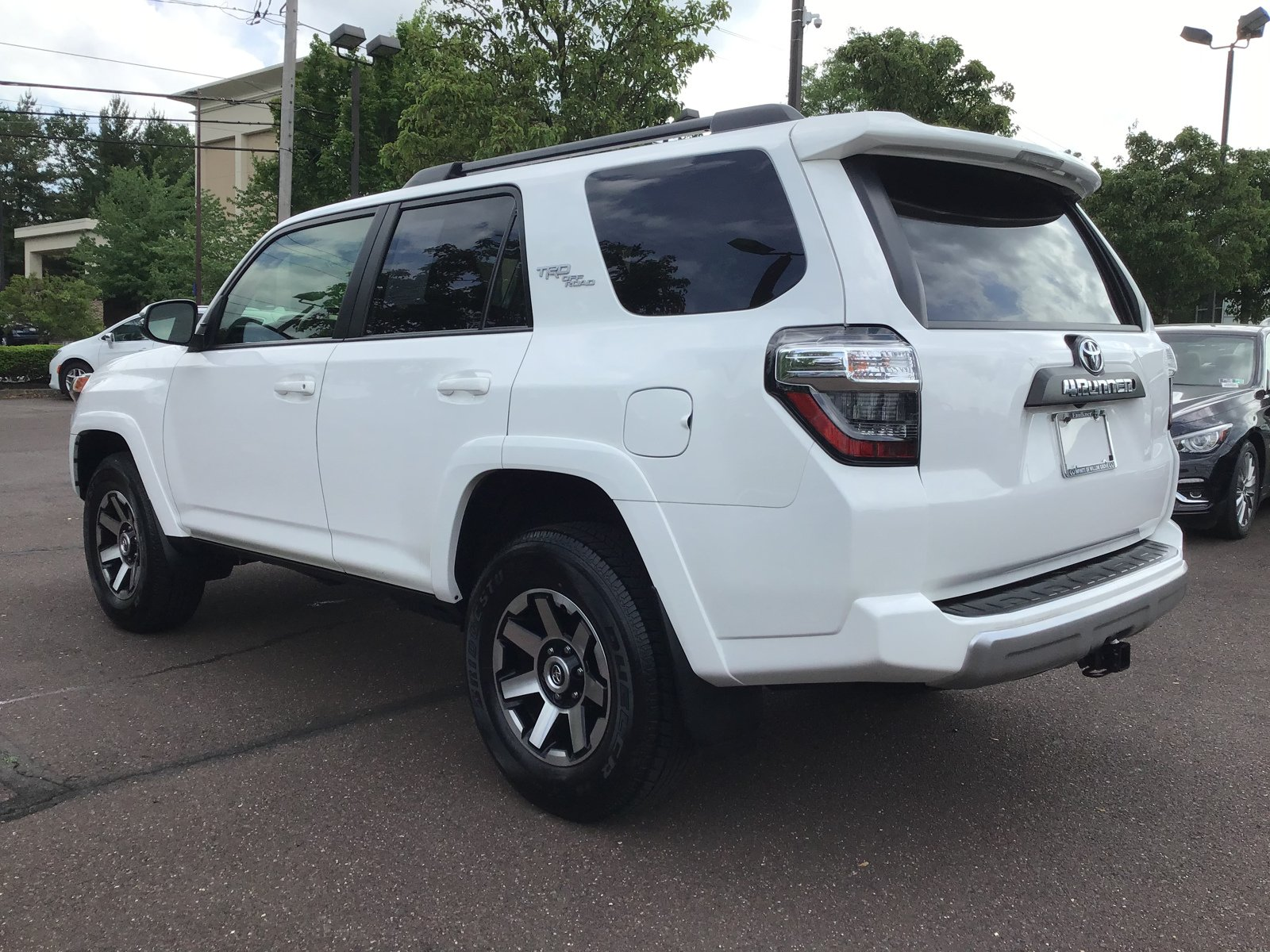 Pre-Owned 2019 Toyota 4Runner TRD Off Road Premium
