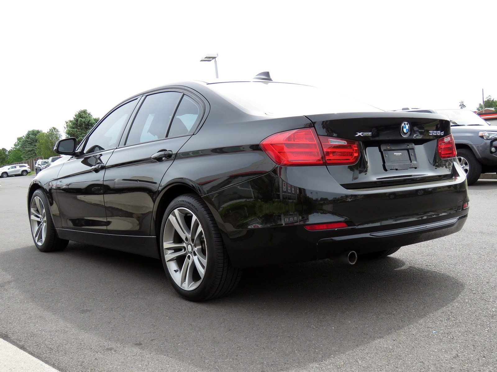 Pre-Owned 2014 BMW 3 Series 328d xDrive