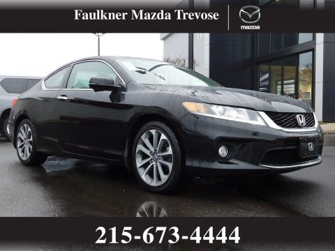 Pre-Owned 2014 Honda Accord Coupe EX-L