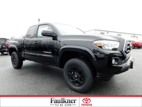 New 2020 Toyota Tacoma SR5 Access Cab 6' Bed V6 AT